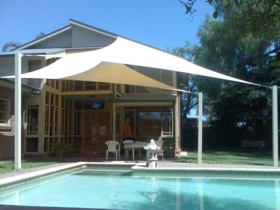 Shade Sail Boutique ¦ stylish and durable uv protection